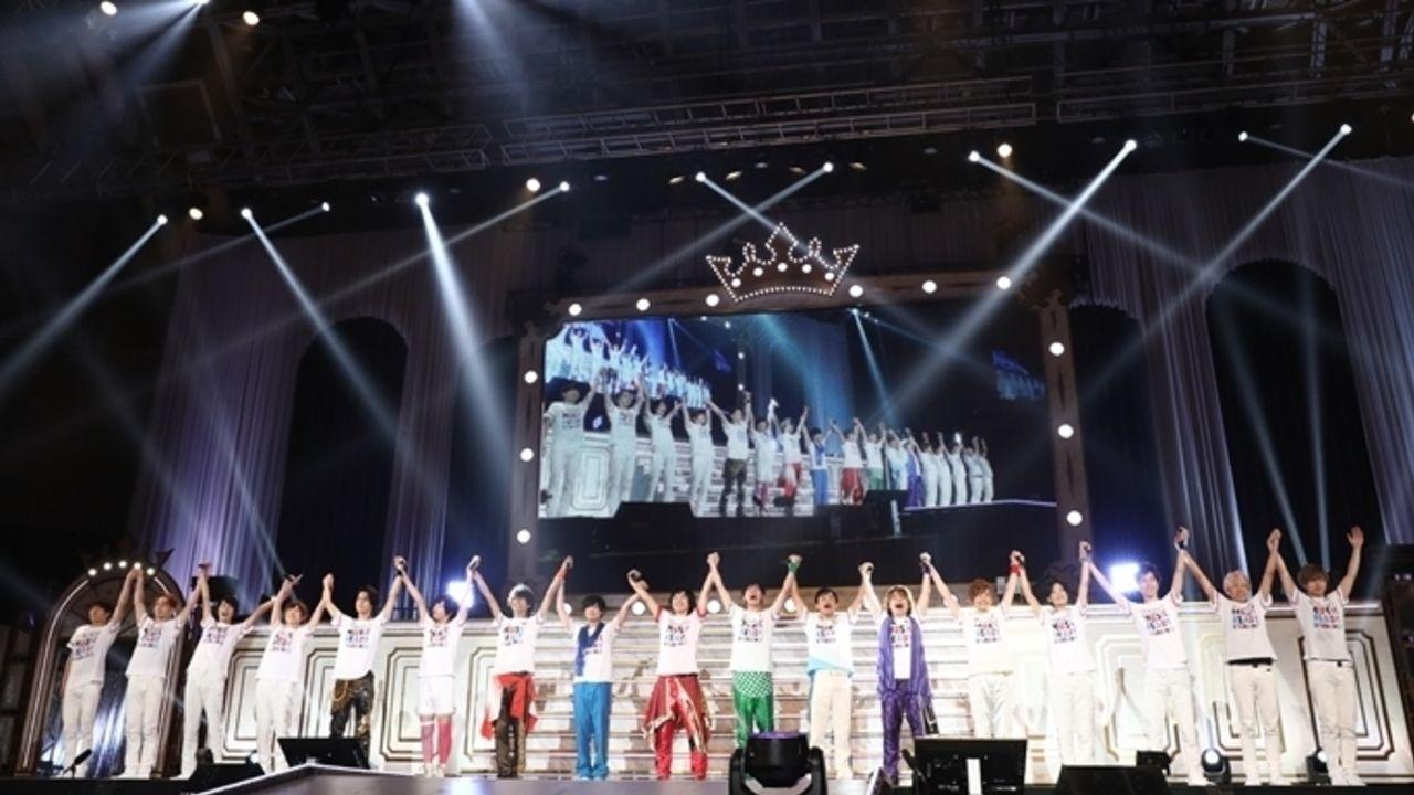 『キンプリSSS』メインキャスト登壇のライブイベントが2020年に開催決定!Blu-ray&DVD第1巻ジャケットも公開