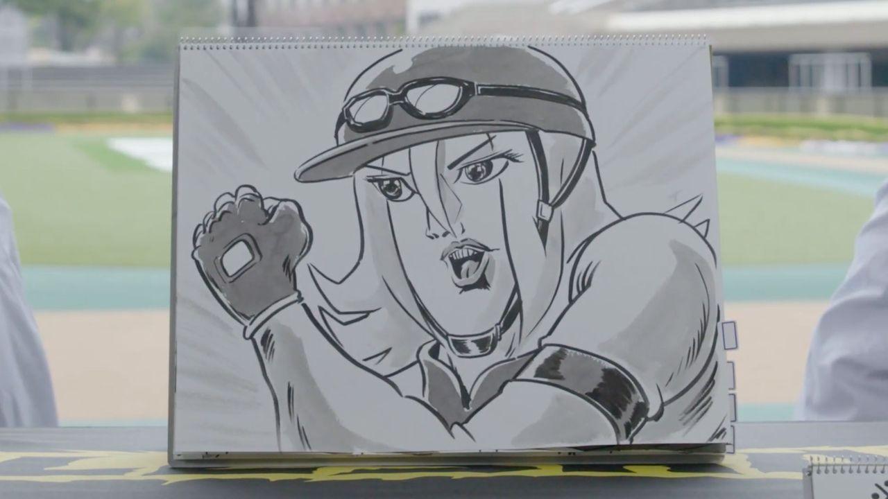 ヘルシェイクコール再び!『ポプテピ』x「JRA」AC部によるヘルシェイク矢野の新作高速紙芝居が公開!