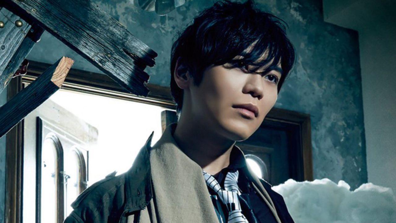 古川慎さん2ndシングル『ワンパンマン』第2期エンディング主題歌のジャケット&試聴動画が公開!