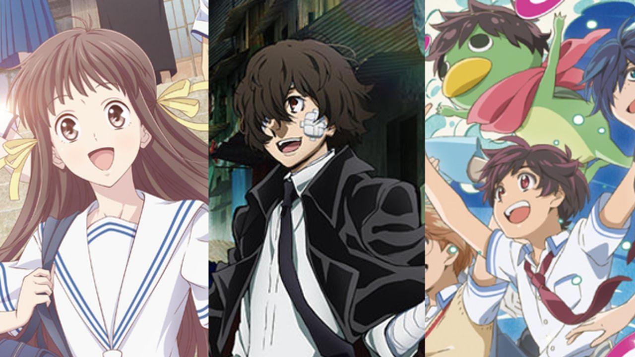 2019年春アニメアンケート!見て面白かった・視聴継続を決めたアニメは?