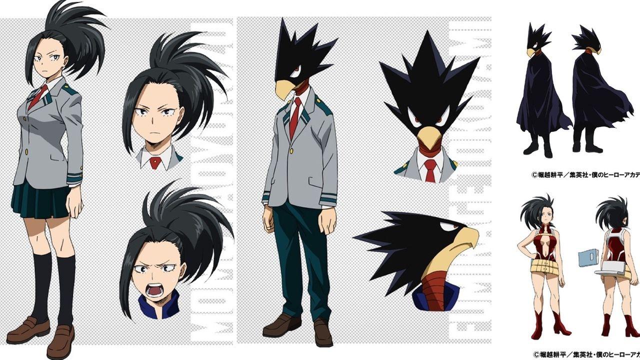 アニメ『僕のヒーローアカデミア』追加キャストに井上麻里奈さんと細谷佳正さん