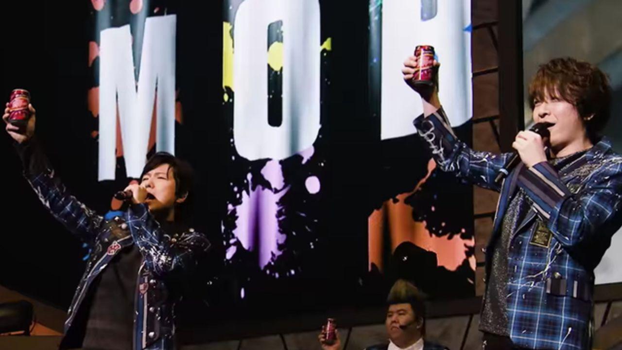 『神谷浩史・小野大輔のDGS』DGS&MOBメンバーによるイベントが映像化!BD&DVD告知動画公開