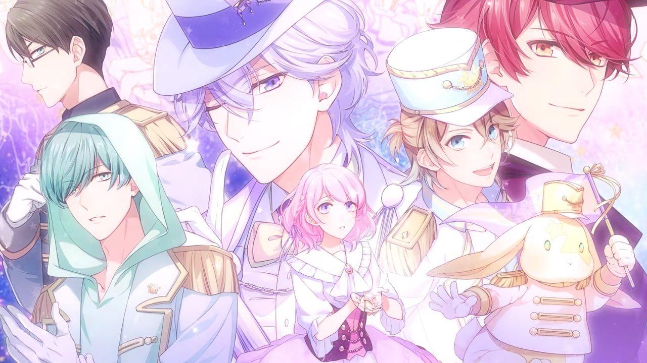 『Bプロ』LOVE&ART新作乙女ゲーム『幻想マネージュ』発表!ブランド初のNintendo Switchで2019年発売!