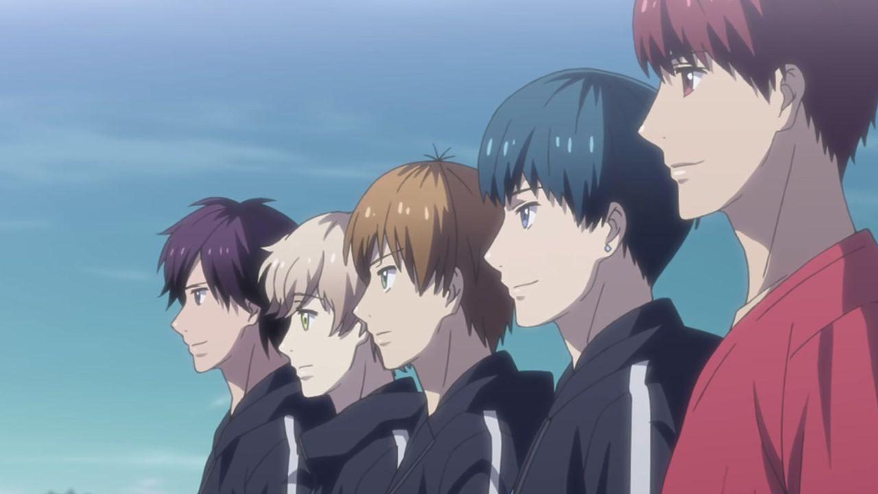 TVアニメ『スタミュ』感謝祭で上映されたスペシャルMV集を毎週公開!第三弾は「team鳳Ver.」