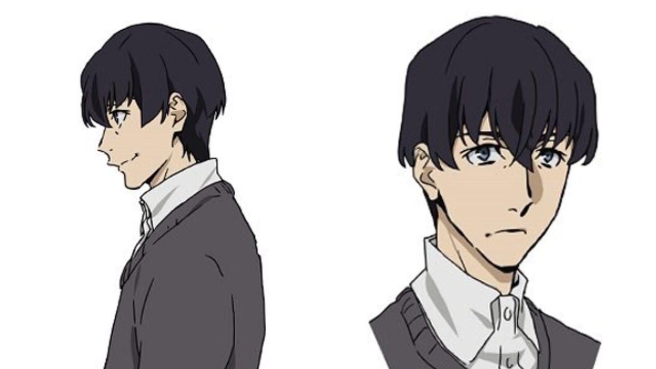 TVアニメ『文スト』第3シーズンに登場する謎のキャラクターの設定イラスト公開!キャストに遊佐浩二さん