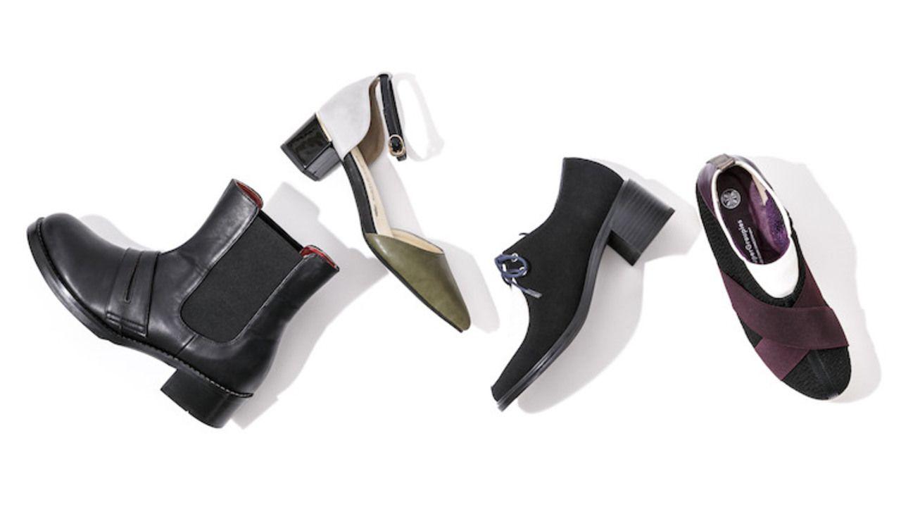 『刀剣乱舞』刀剣男士が履いている靴や服装のカラーリングを表現!石切丸・大包平ら4振りのコラボシューズが新登場