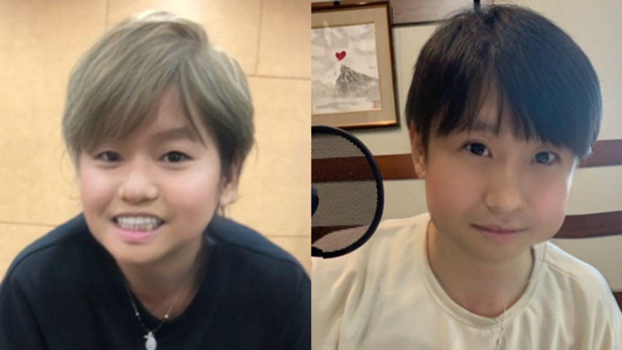 ショタ化した鈴村健一さんや森久保祥太郎さんが可愛すぎる!話題のアプリ「Snapchat」で遊ぶ声優さんまとめ