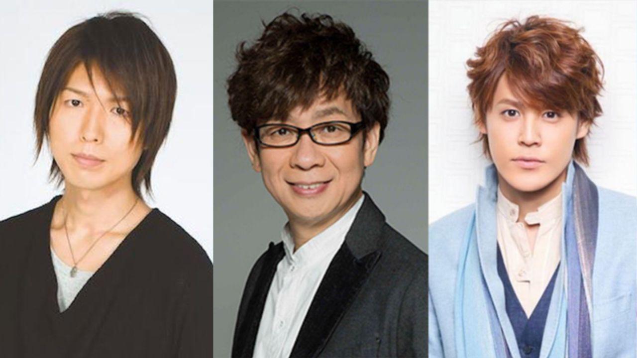 みんなはどんな声に憧れる?「こんな声に生まれたかった男性声優ランキング」発表!3位に宮野真守さん、2位に神谷浩史さん