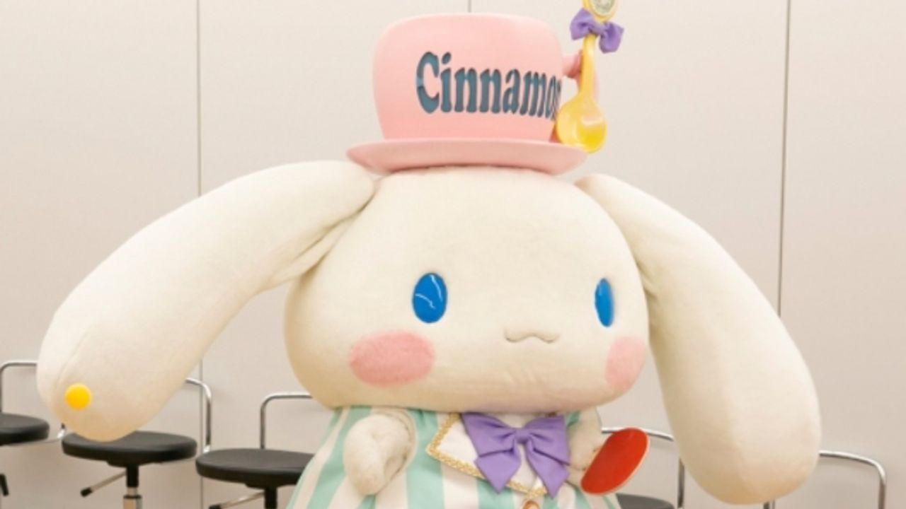 「サンリオ」史上初!イケメンアピールに成功し「ジュノンボーイ・コンテスト」東京予選をシナモロールが突破!