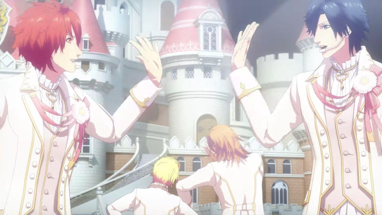 『劇場版 うたプリ マジLOVEキングダム』第2弾予告編公開!合いの手を聞いて公開前に予習しよう!