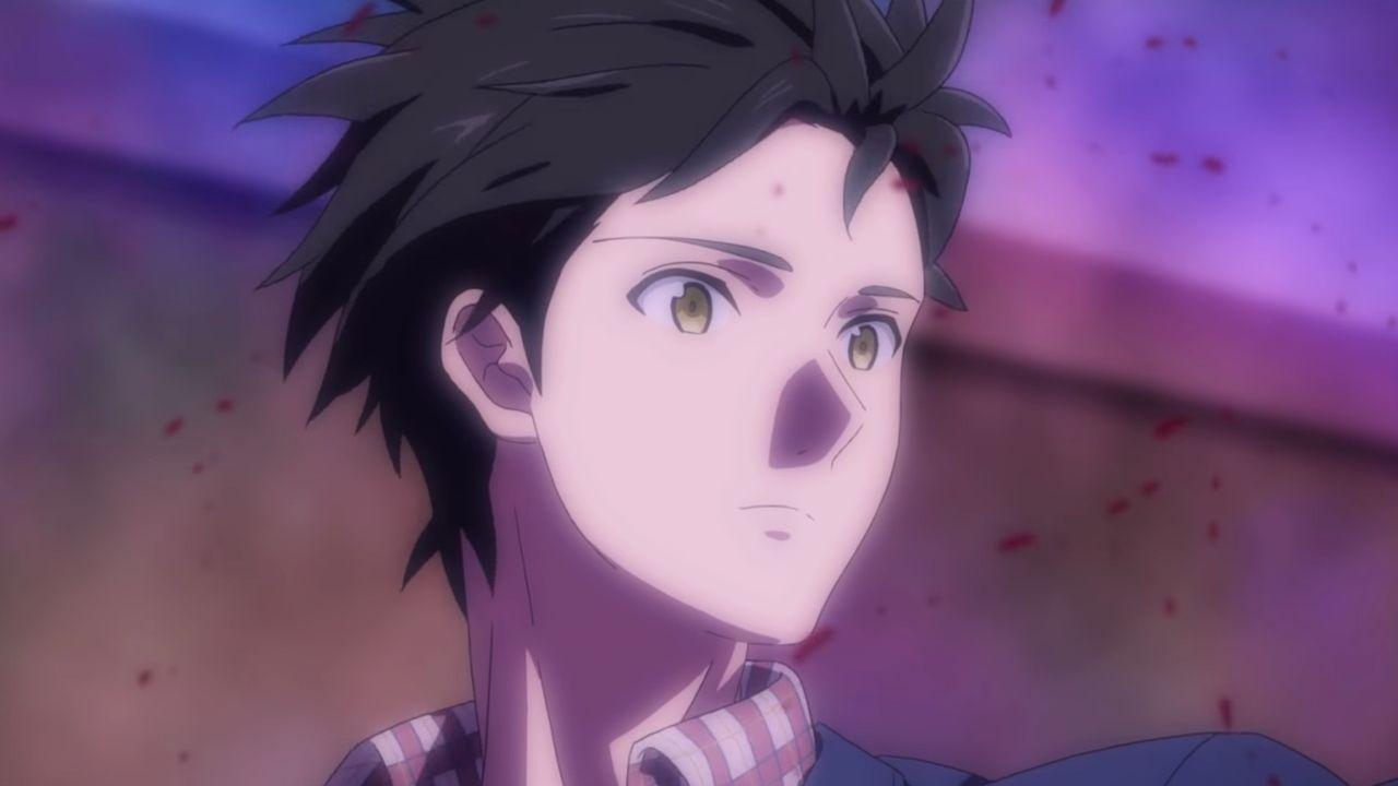 宮野真守さんが不死身の青年を演じるTVアニメ『虚構推理』キービジュ&キャラボイスが聴ける新PV公開!
