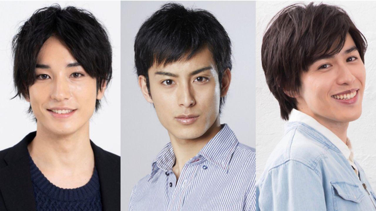 『あんステDR』に紅月が出演決定!同キャラ声優の神永圭佑さん、『刀ステ』同田貫役の武子直輝さんが新キャストに