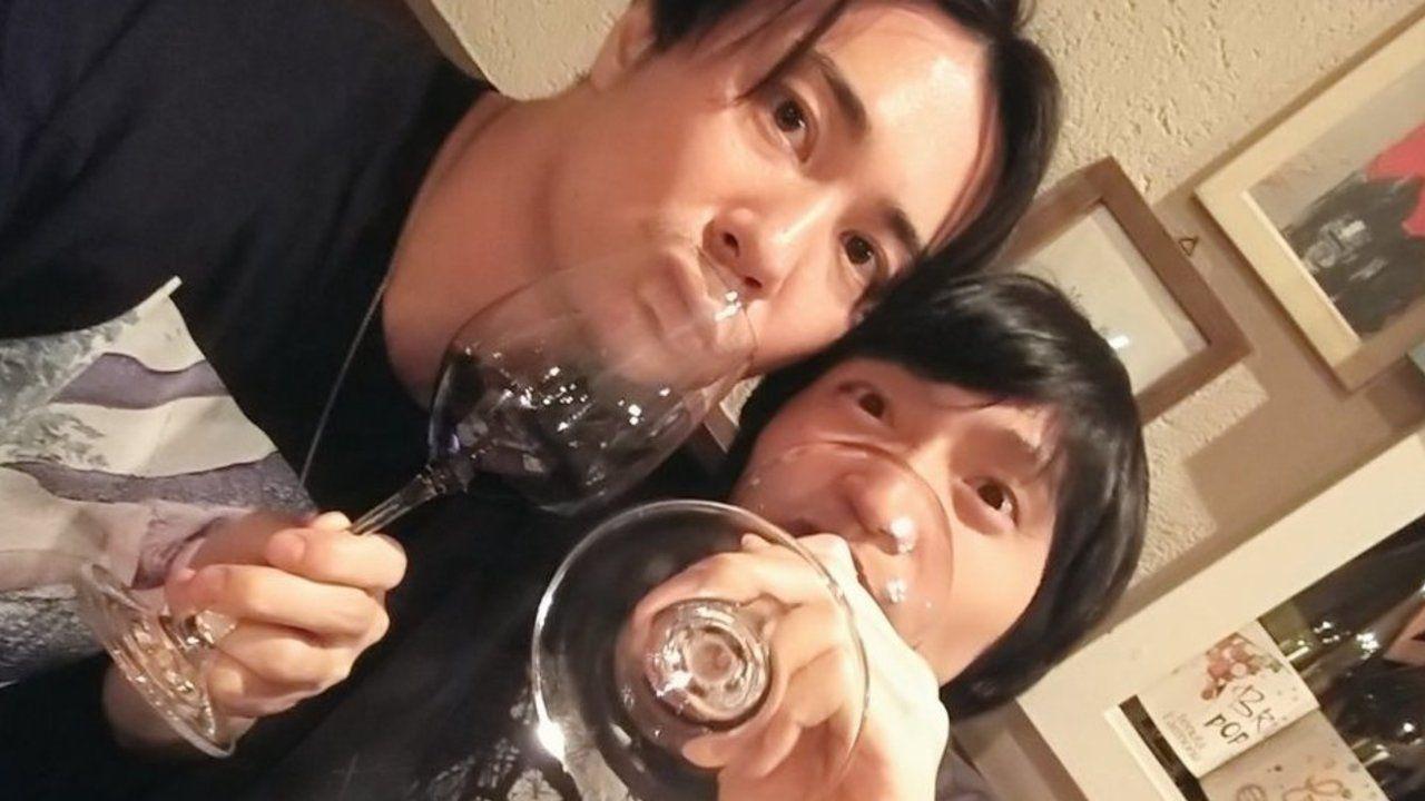 「お前ら、これが見たかったんだろ?」鈴木達央さんと島崎信長さんの仲良しほろ酔いショットにファン歓喜!