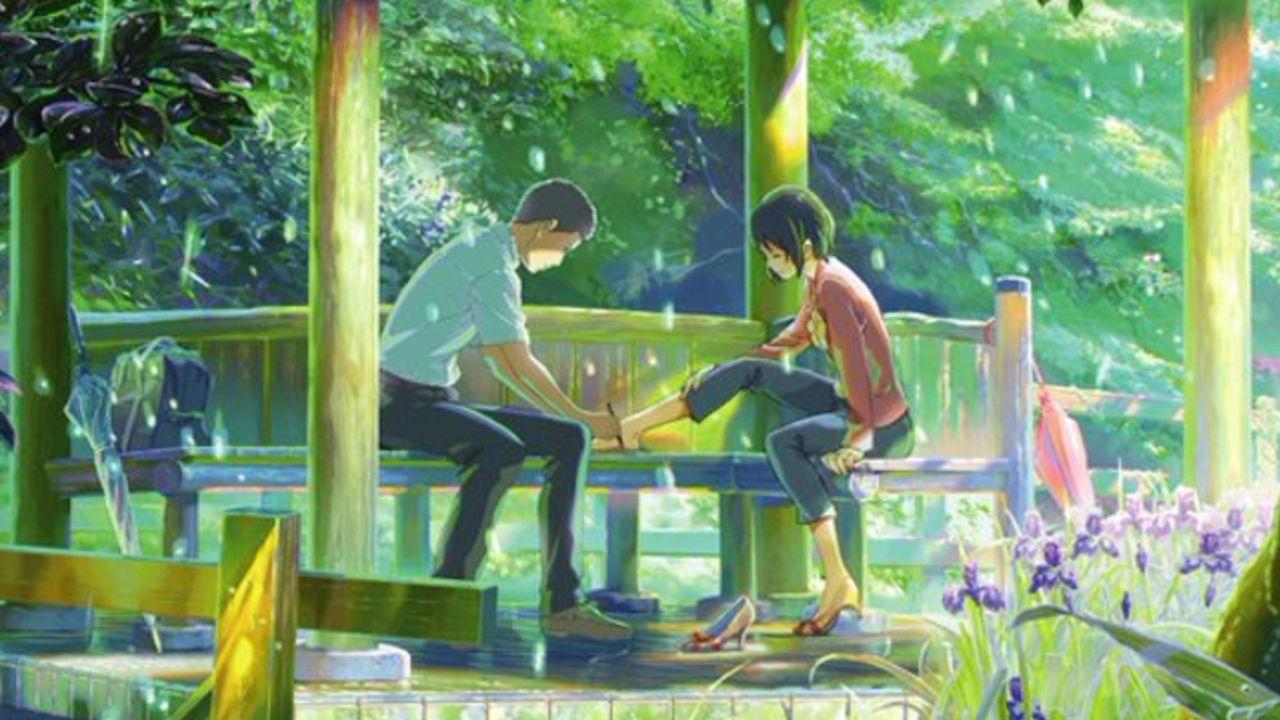 『言の葉の庭』『秒速5センチメートル』など新海誠監督の過去4作品がテレビ朝日で放送決定!新作『天気の子』公開記念