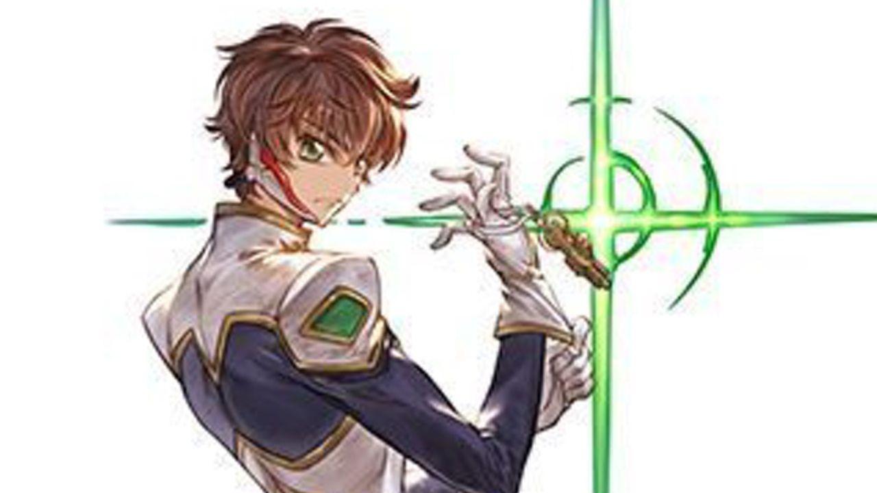 『グラブル』x『コードギアス』コラボで櫻井孝宏さんが担当するキャラクターが8人目!櫻井さんだけで編成も組めるように