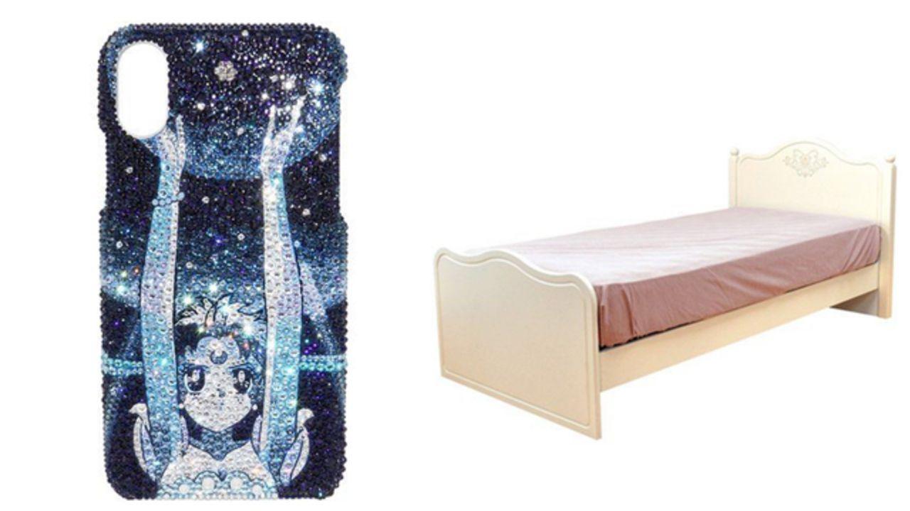 お値段16万円のベッドフレームも『セラムン x ISETAN』うさぎちゃんの誕生日を記念してコラボアイテムが再登場!