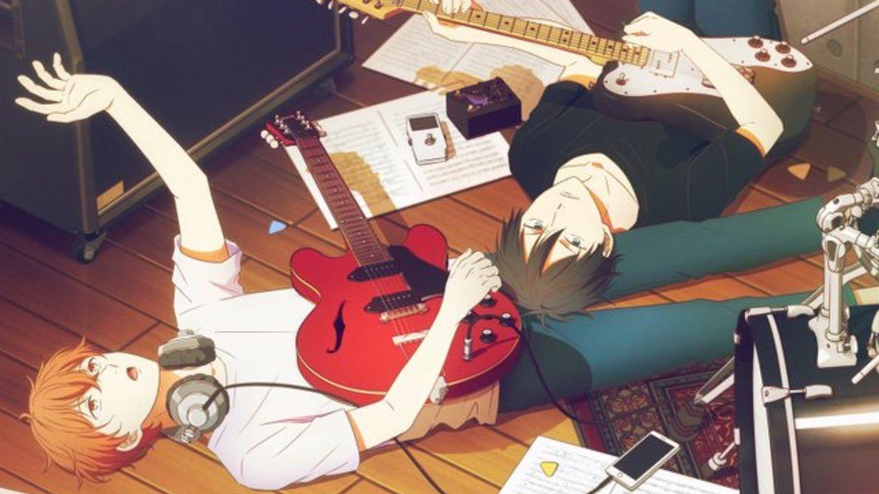 BLマンガ原作のTVアニメ『ギヴン』追加キャストに浅沼晋太郎さん、今井文也さん発表!PV・キービジュアル・放送日公開