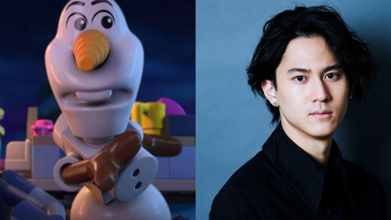 『アナと雪の女王』関連4作品のオラフ役がピエール瀧さんから武内駿輔さんに変更