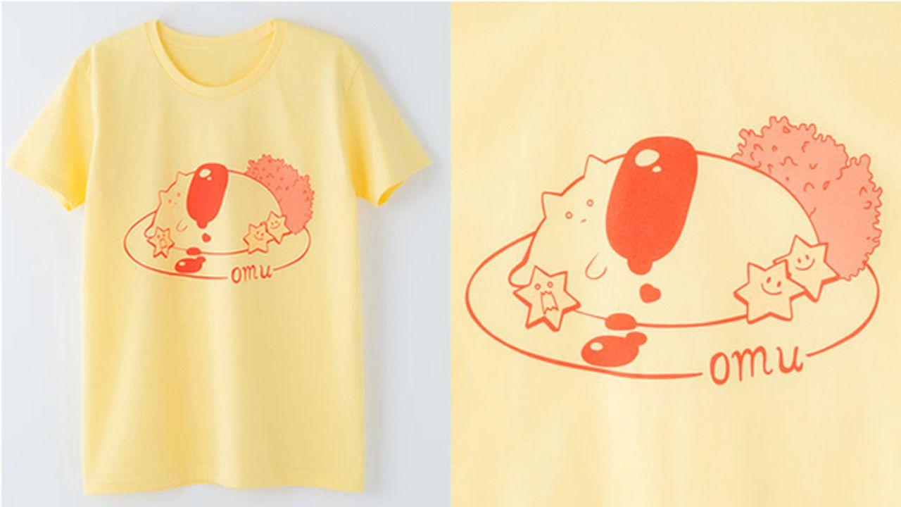 『アイナナ』陸の私服「オムライスTシャツ」販売!アイドルと同じ私服を手に入れよう
