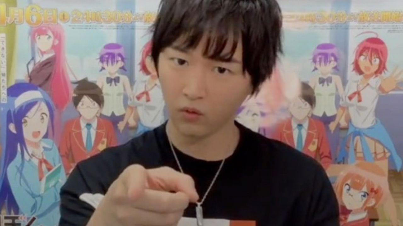 逢坂良太さんによるTikTok講座が公開!可愛すぎる映像にあの声優さんたちも英語(?)で反応!