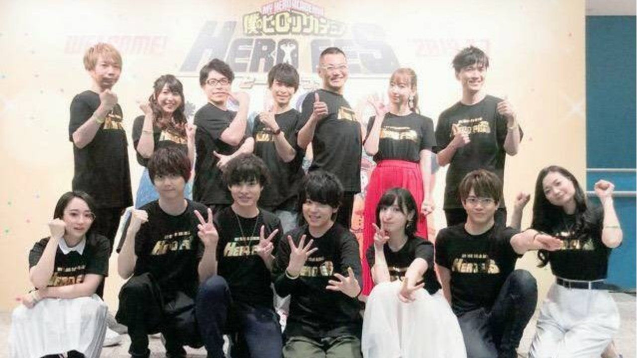 『ヒロアカ』梶裕貴さんのヒール姿も!史上最大級イベント「HERO FES.」山下大輝さんら出演者の写真&ツイートまとめ