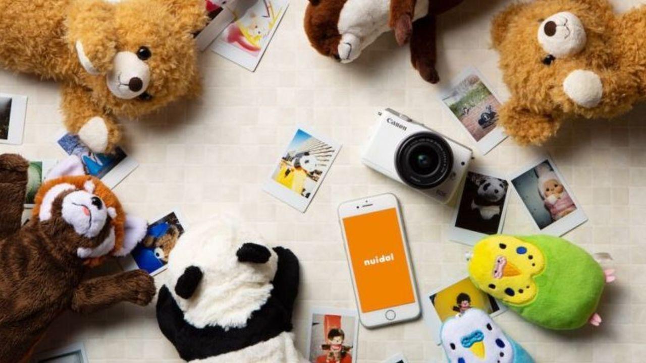 日本初「ぬい撮り専用」写真投稿アプリ「nuidol(ヌイドル)」誕生! 投稿イベントやオフ会を開催、ぬい撮り好きの交流に
