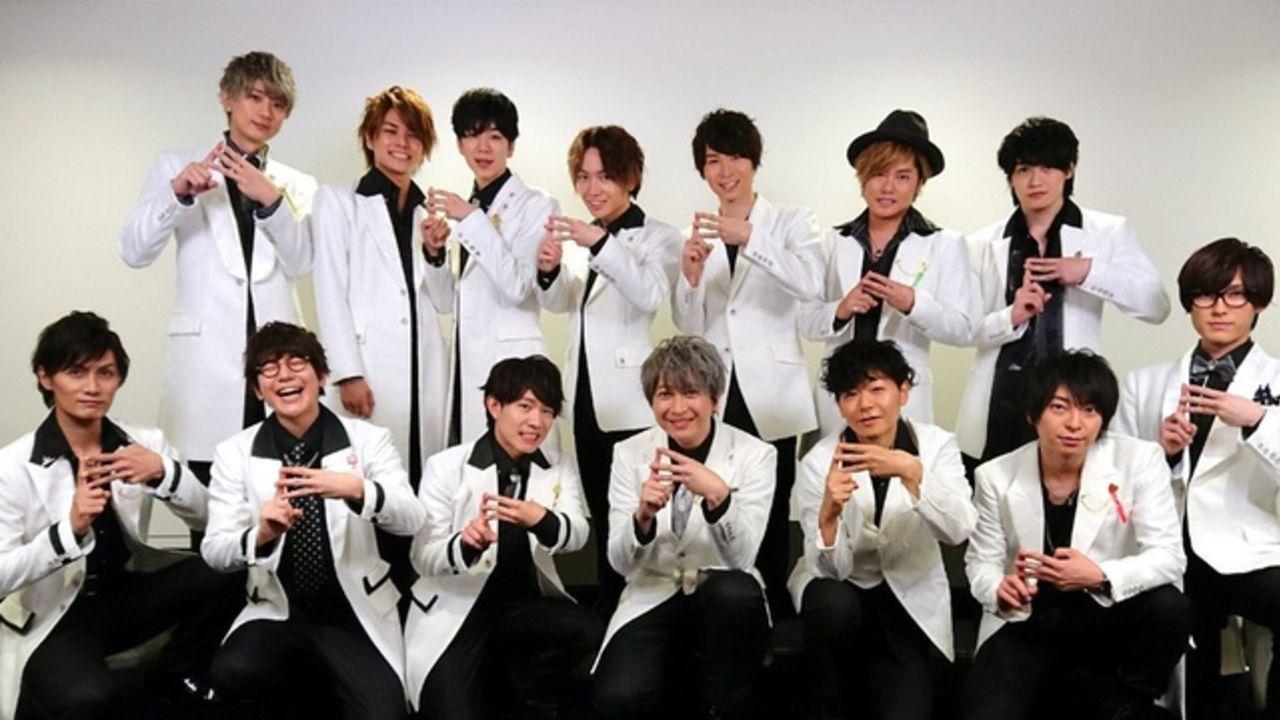『Bプロ』小野大輔さんらキャスト14名が初めて揃ったライブのツイート&写真まとめ!DVD&BDの発売も決定