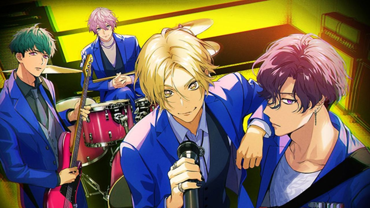 MintLipが贈る注目の新作バンド物語『DIG-ROCK』ドラマCDのジャケット・楽曲試聴・アー写など続々公開!