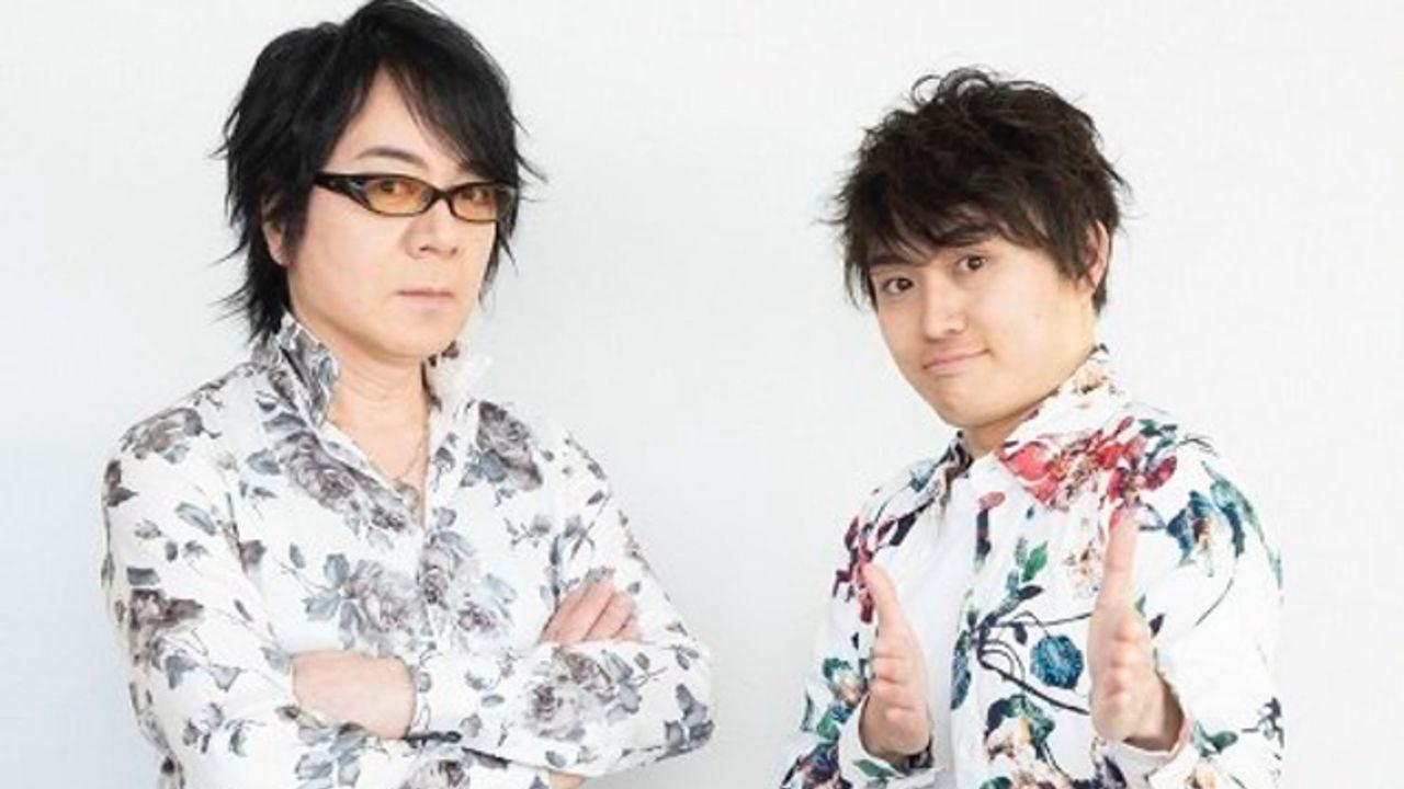 速水奨さん&野津山幸宏さん「ラッシュスタイル」コンビ写真が初公開!速水さんがフラフープで回る(?)可愛すぎな動画も