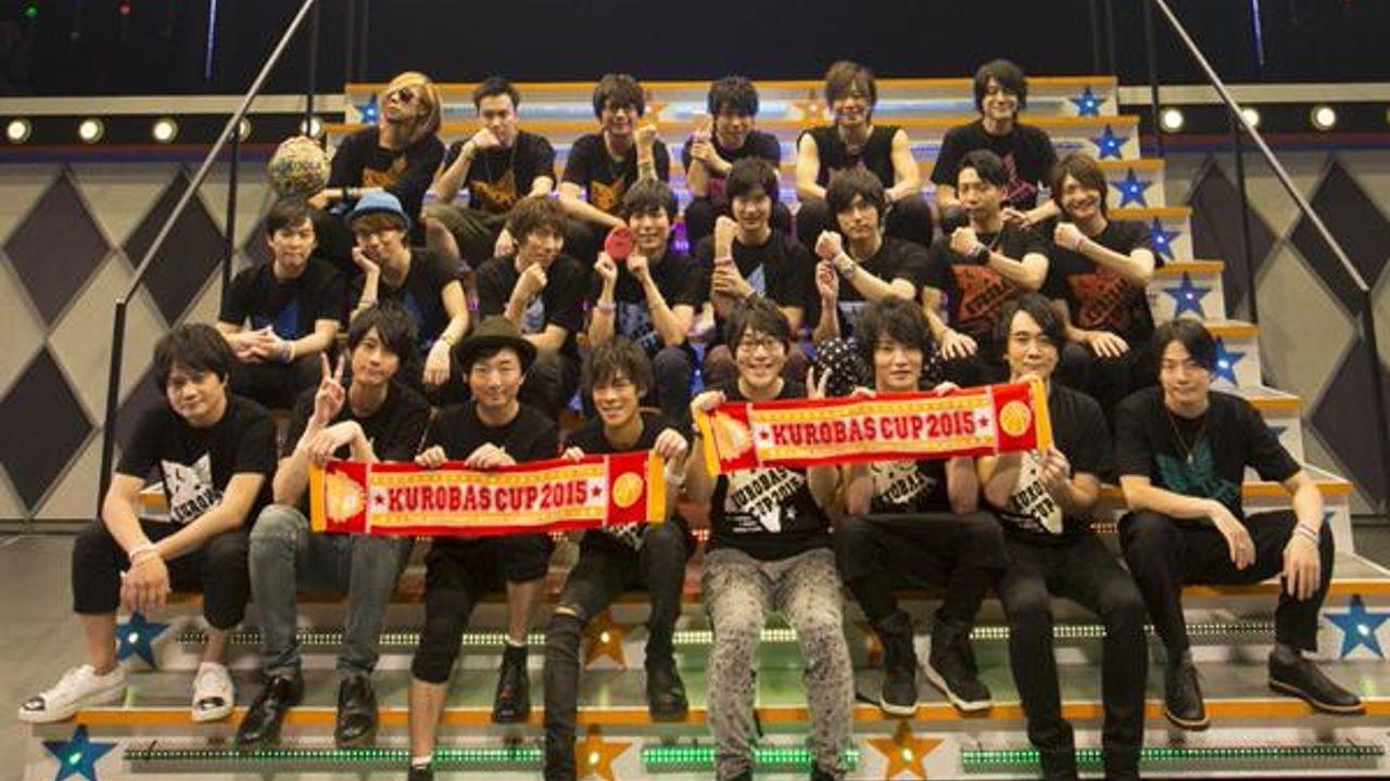 おめでとうござます!KUROBAS CUP 2015にて発表『黒バス』劇場版制作決定!