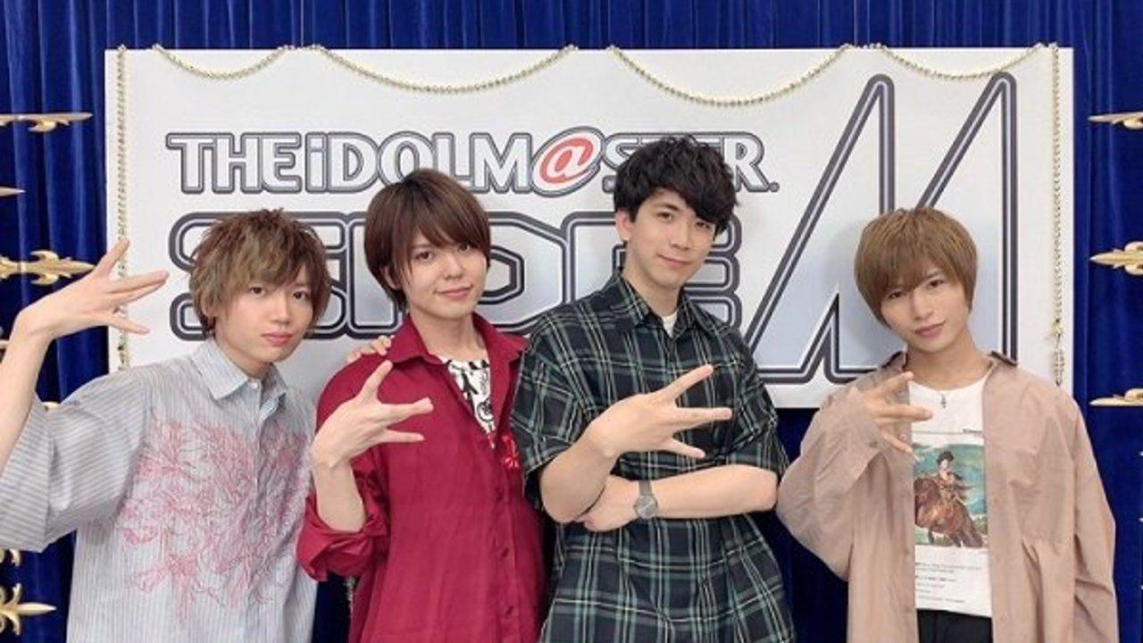 『SideM』新曲「PRIDE STAR」発表!プロミ2020年開催・BD発売など5周年ニコ生で新情報続々解禁!