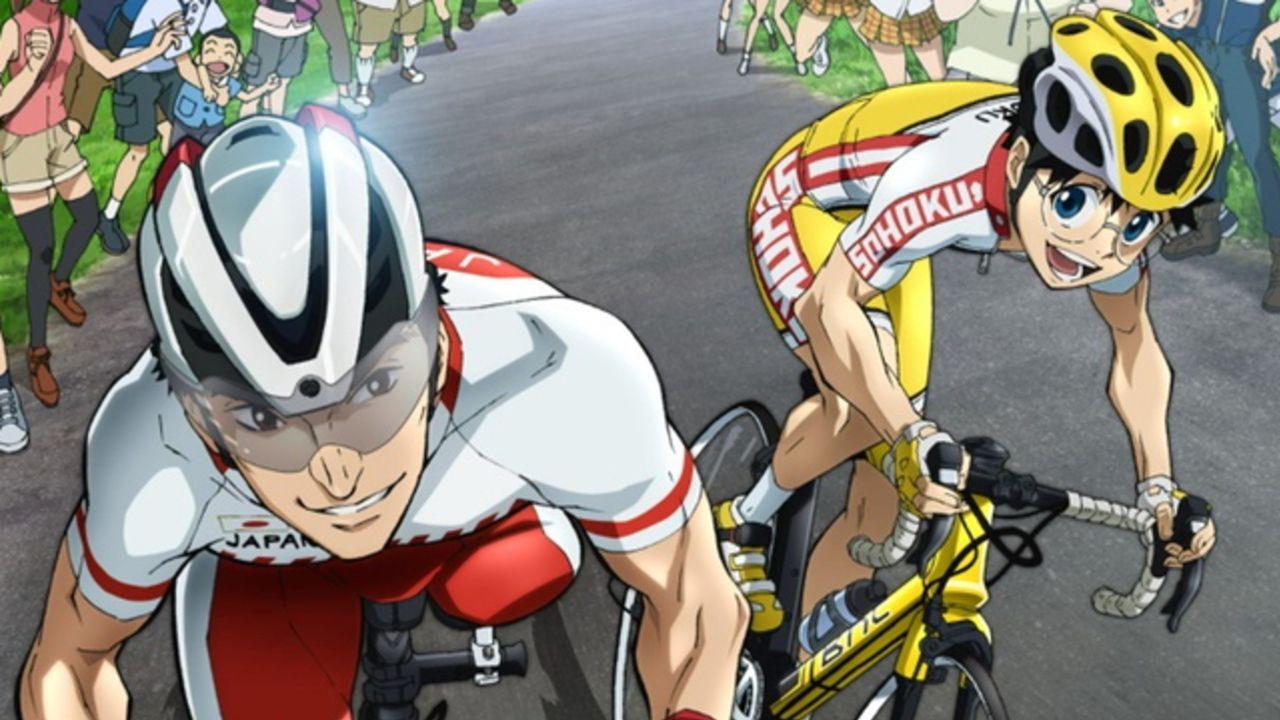 パラスポーツ描くアニメ「弱虫ペダルxパラサイクリング」NHKで7月20日より放送!川本翔大選手役に小野友樹さん