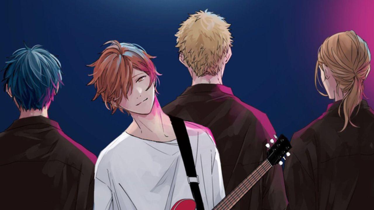 TVアニメ『ギヴン』EDテーマを歌うアーティスト「ギヴン」がメジャーデビュー決定!ボーカルは佐藤真冬役・矢野奨吾さん
