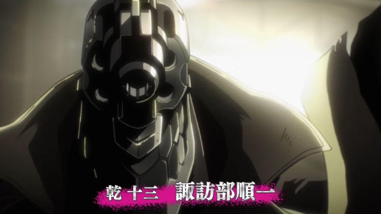 SFアクション『ノー・ガンズ・ライフ』2019年10月TVアニメ化!頭部が銃の主人公を諏訪部順一さんが演じる