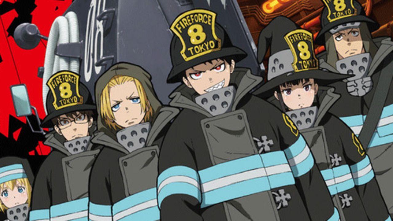 特殊消防隊が人体発火現象の謎に立ち向かうTVアニメ『炎炎ノ消防隊』第3話の放送・配信休止を発表