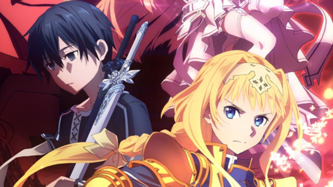 『SAO』シリーズ最新章のキービジュ&10周年テーマソング公開!最新PVでは果敢に戦うカッコいいアリスの姿が