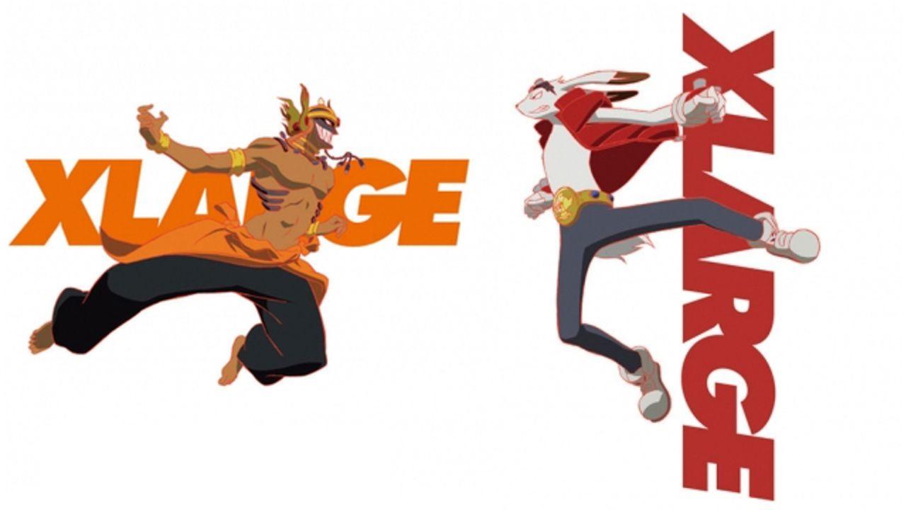 『サマーウォーズ 』x「XLARGE」がコラボ!キングカズマ、ラブマシーン、夏希、OZイメージの商品が登場