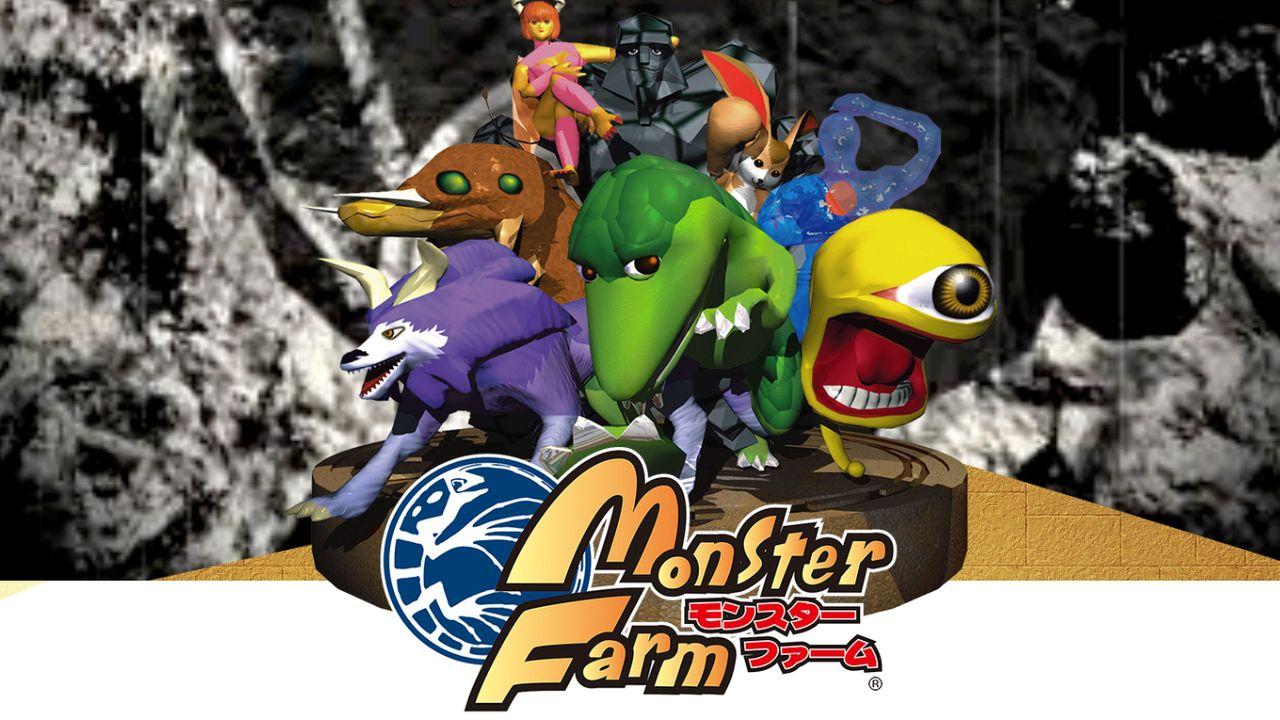 懐かしすぎる!PSの名作『モンスターファーム』の移植版が2019年配信決定!
