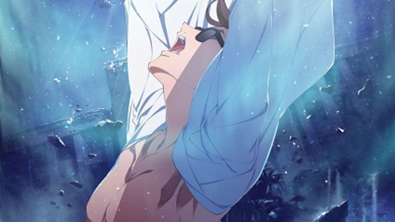 TVアニメ『ゾンビランドサガ』続篇制作が決定!天を仰ぐ巽幸太郎のティザービジュアル&白竜さん出演の演説映像が公開