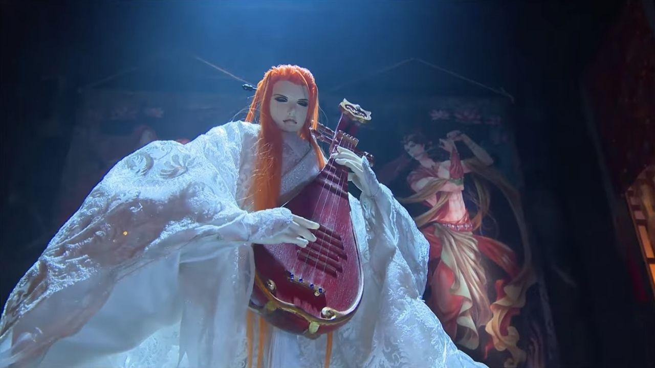 『Thunderbolt Fantasy』シリーズ新作よりキービジュアル&PV第2弾が公開!釘宮理恵さん演じる新キャラも登場