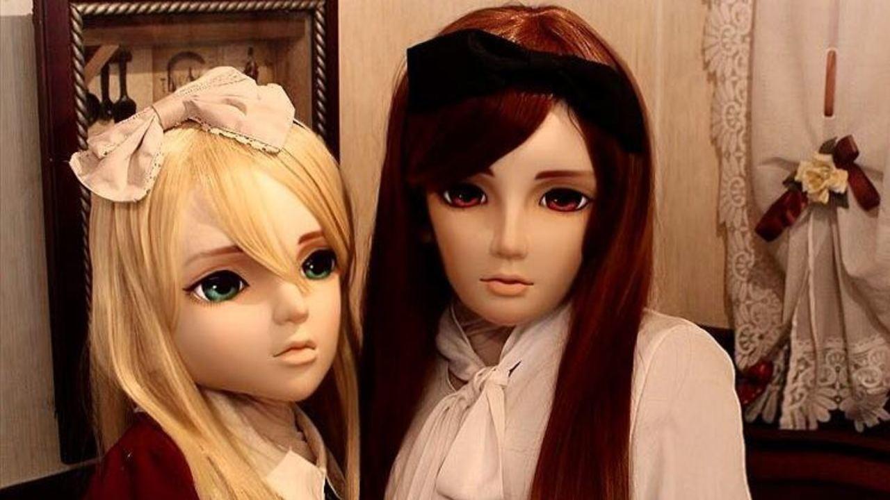 """人間用のお化粧が可能な「ドールになれるマスク」が発売!お人形の""""顔""""を手に入れたいあなたへ"""