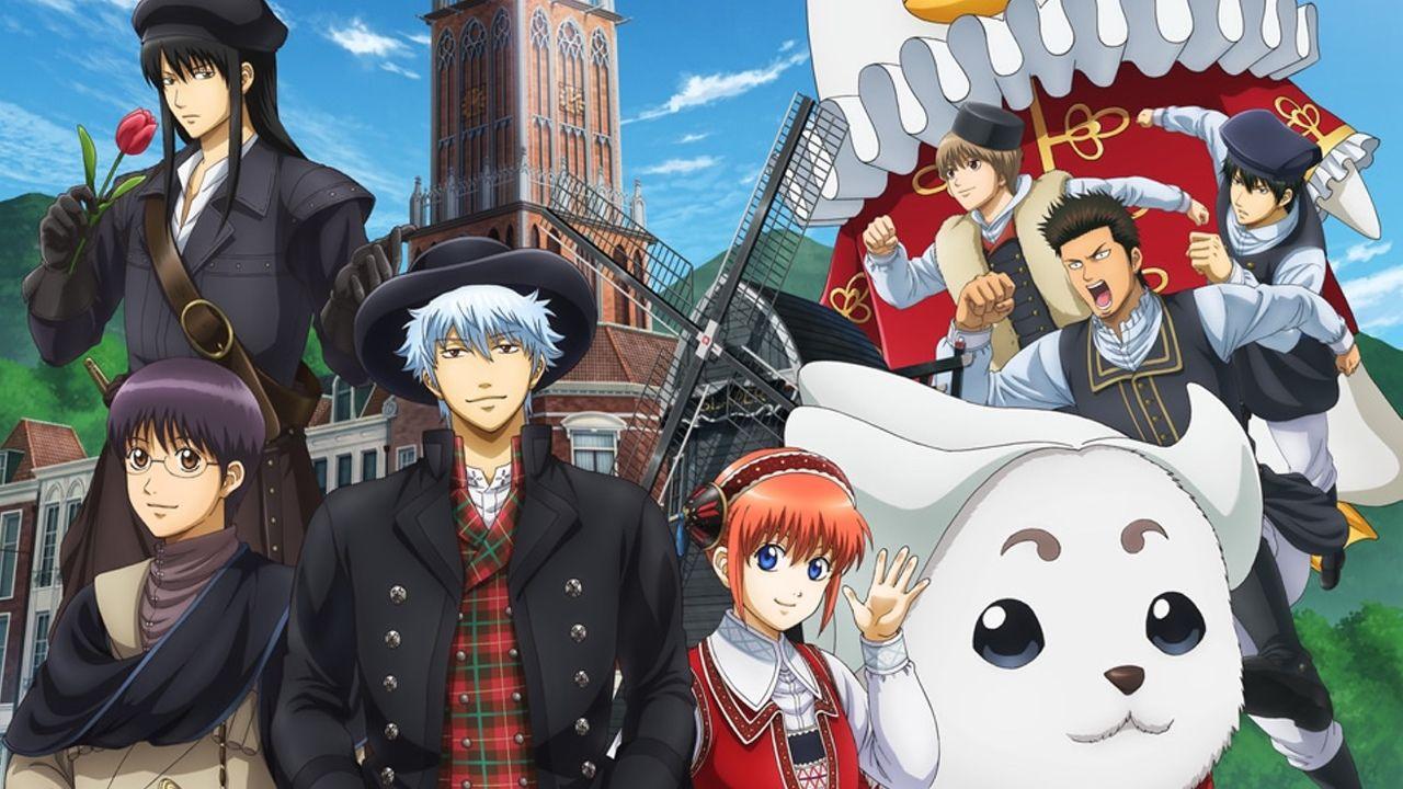 『銀魂゜』と九州の「ハウステンボス」のコラボが決定!来年3月までの長期開催!