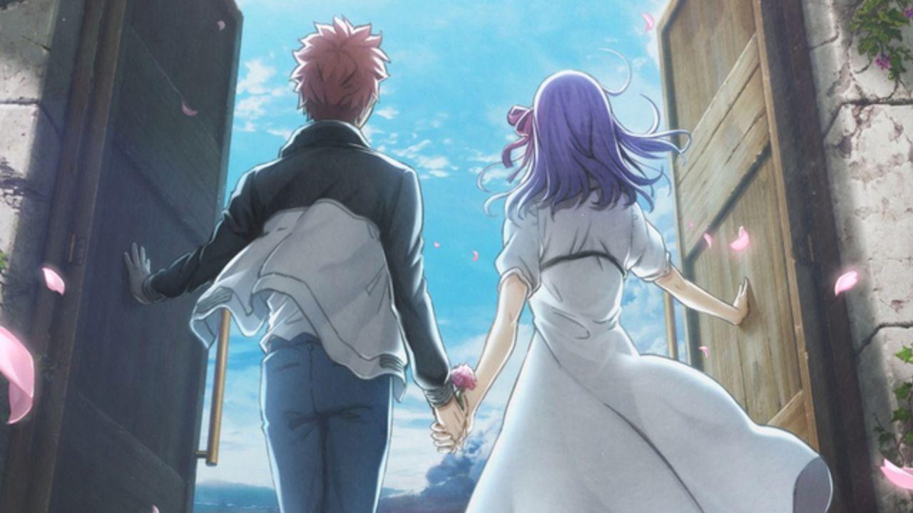 『Fate[HF]』第3章「spring song」特報映像&須藤友徳先生描き下ろしキービジュアル公開!