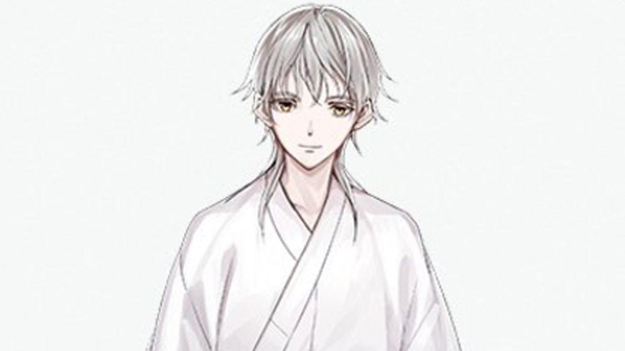 ラストはまさかの鶴さん『刀剣乱舞』白く儚く美しい鶴丸国永の「新たな装い」が公開&グッズの発売も決定!