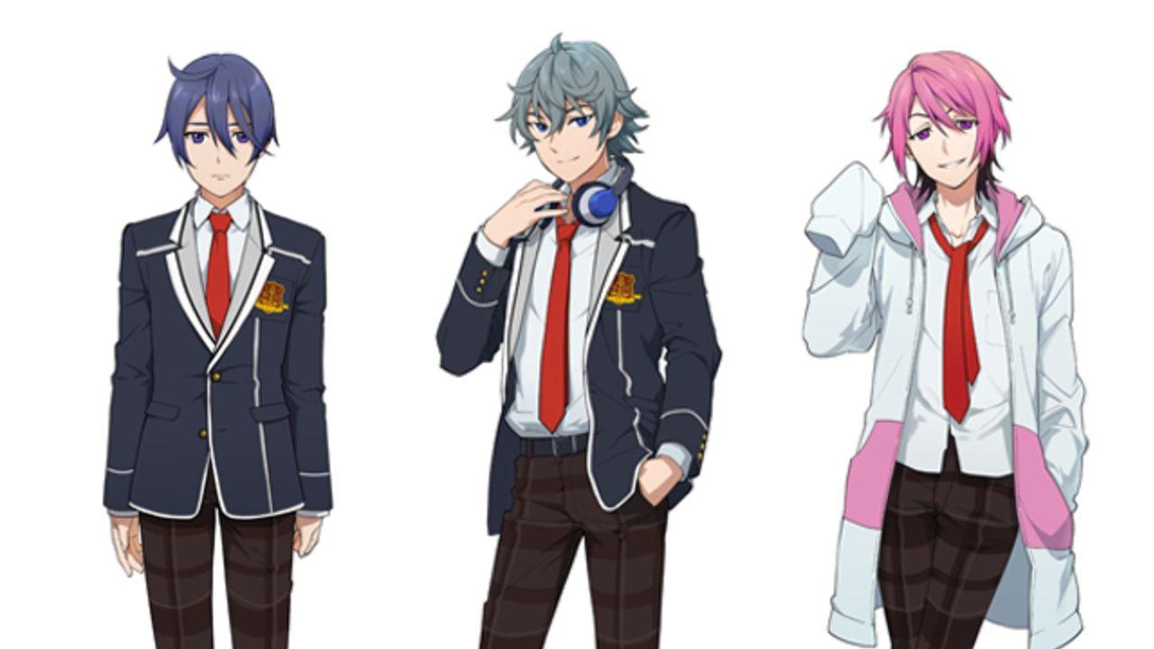 TVアニメ『ACTORS』浦田わたるさんら演じる新キャラ3名のCV初解禁!3種のPV・キャラ原案公開