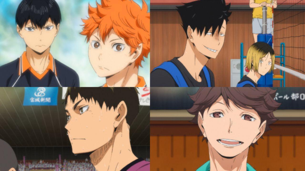 8月19日「ハイキュー!!の日」にアニメシリーズ&劇場版を一挙放送!演劇キャストによるスペシャル番組の放送も決定