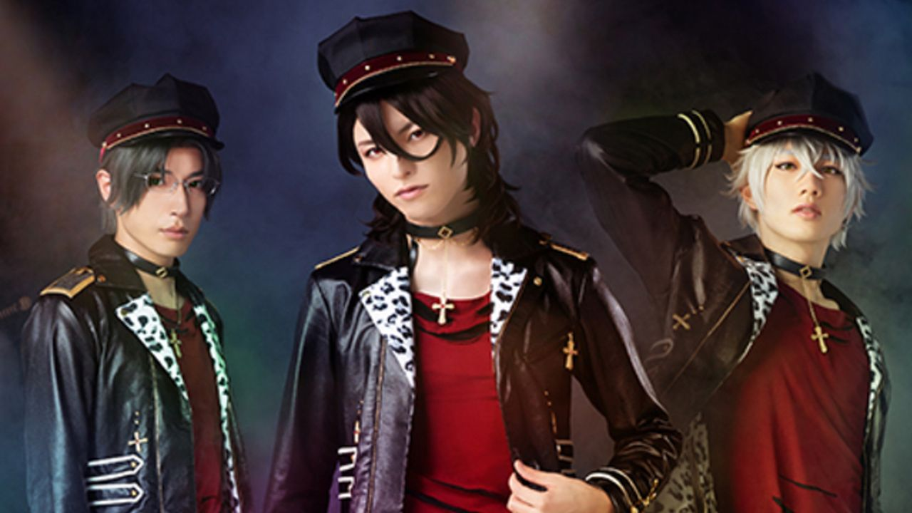 『あんステ』敬人・零・晃牙が過去に結成していたユニット「デッドマンズ」の姿も!クロスロード版キービジュアル解禁