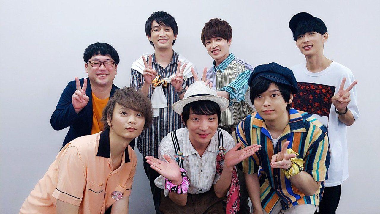 フェス型イベント『A3! ブルカニ』公式レポートが到着!酒井広大さん、浅沼晋太郎さんら出演声優陣の写真もたっぷり公開!