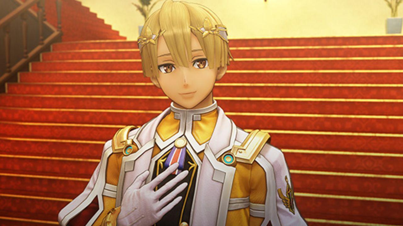 『新サクラ大戦』島崎信長さん演じる円卓騎士アーサーが登場!キャラデザを『SAO』BUNBUNさん(abec)が担当