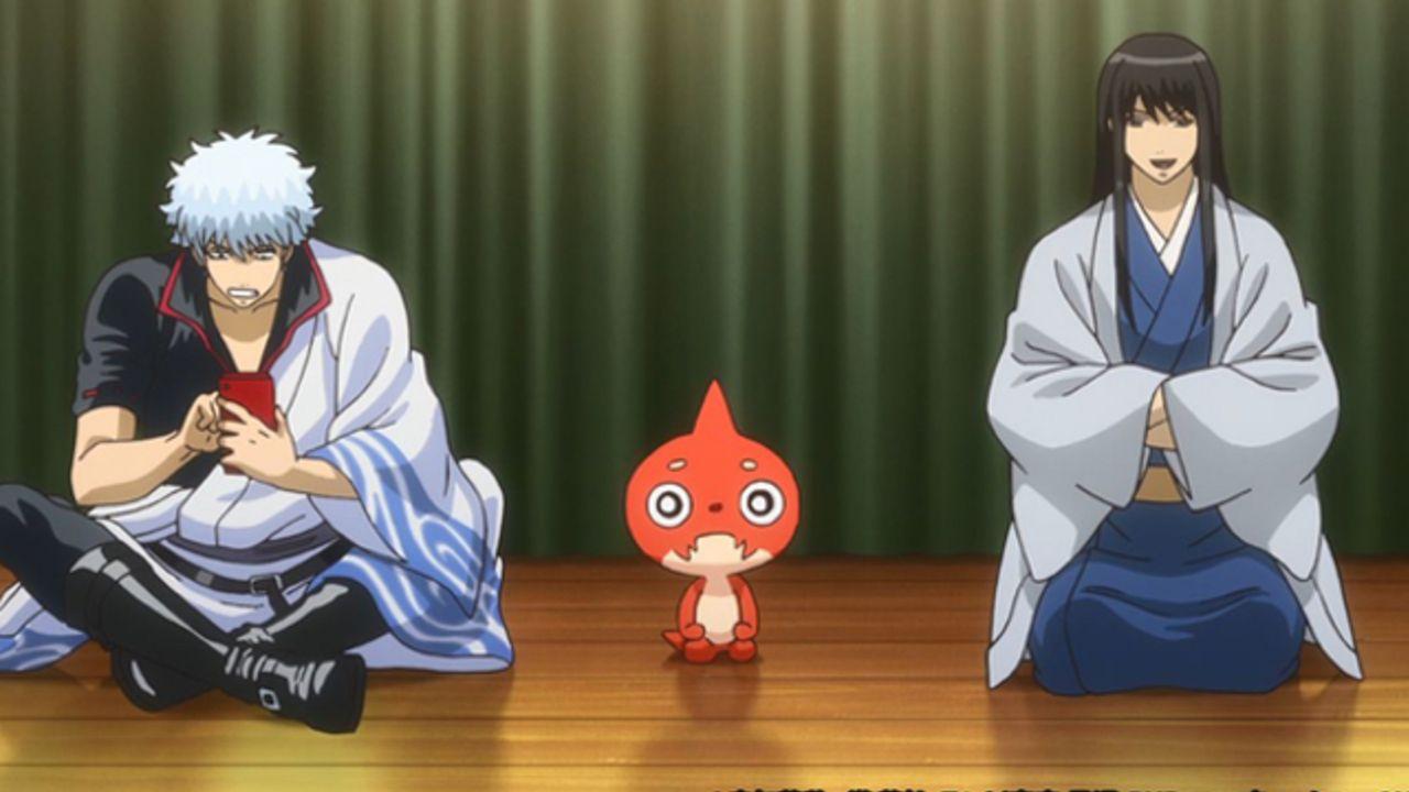 TVアニメ『銀魂』スタッフが手掛ける本格コラボアニメ制作!『モンスト』コラボ第2弾開催決定&登場キャラ先行公開